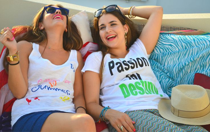 We are young, we are free...wear Passion for xoxoES