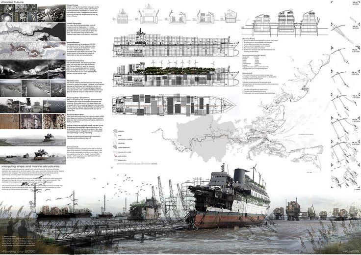 https://flic.kr/p/6KV92t | 010809 proyecto barcos | presentation boards
