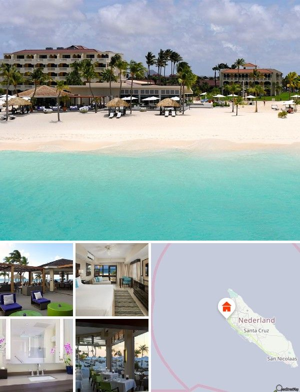 Situé à Eagle Beach, entre Oranjestad et Palm Beach, l'hôtel se trouve sur la plus belle plage d'Arubas, à proximité de toutes les curiosités touristiques les plus importantes.