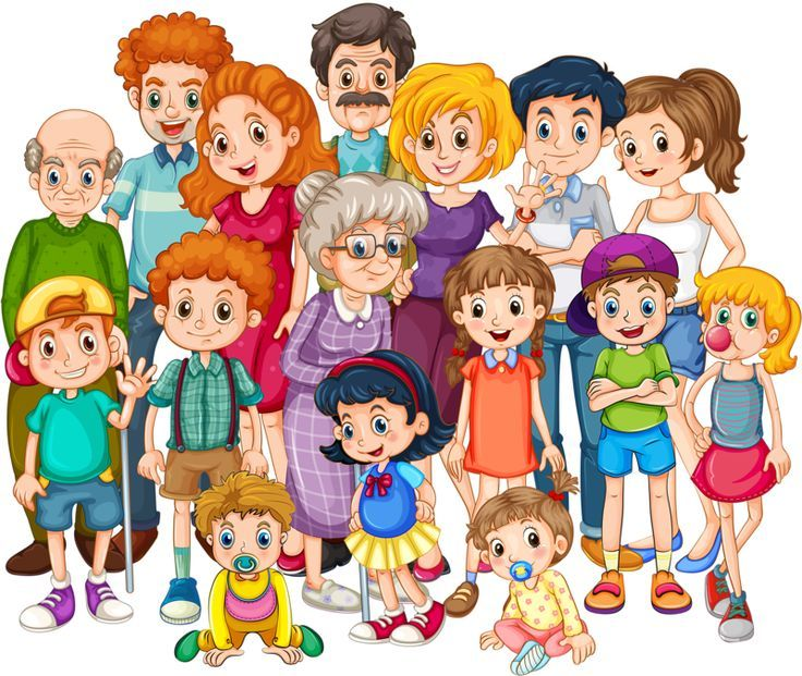 37 best clipart family images on pinterest families clip art rh pinterest com family clip art free printable family tree clipart free
