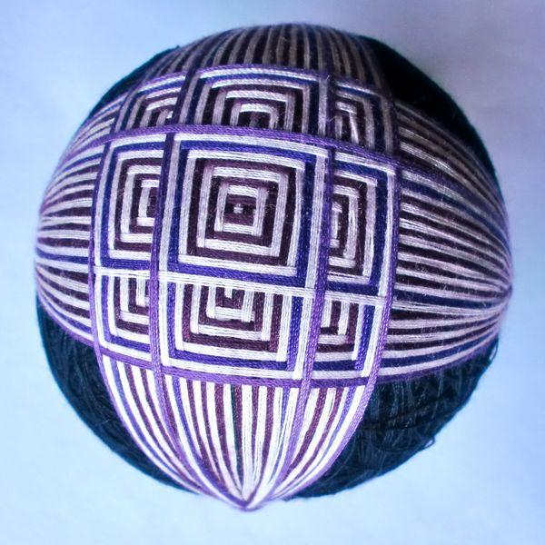 Simply Creative: Temari Balls