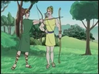 Ελληνική μυθολογία για μαθητές Επ.1 ~ Το Χάος