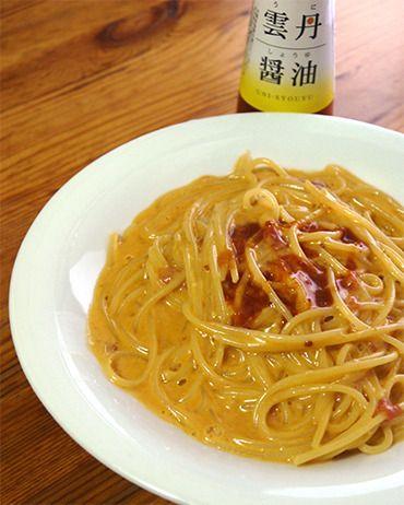 雲丹醤油で雲丹クリームパスタ by たんぽぽさん   レシピブログ - 料理 ...