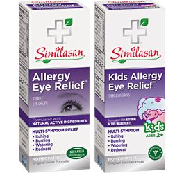 Allergy Eye Relief | Allergy Eye Drops | Allergy Eye Treatment | Similasan USA