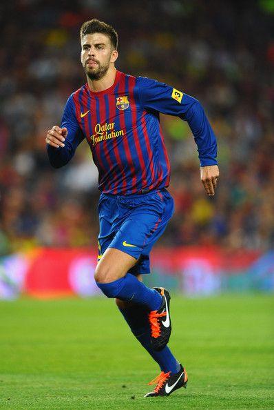 Gerard Pique on FC Barcelona