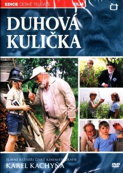 Film České televize Duhová kulička na DVD z Edice České televize.