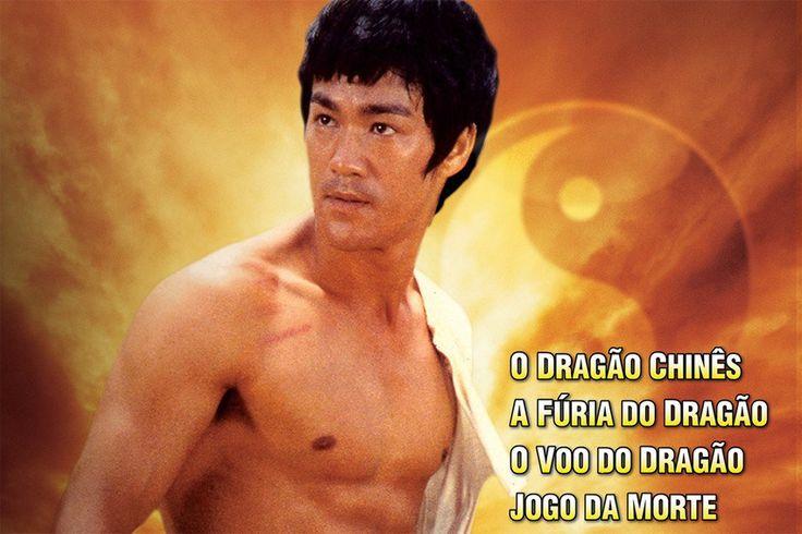 Festival Bruce Lee   75 Anos: O maior mito mundial das artes marciais retorna aos cinemas