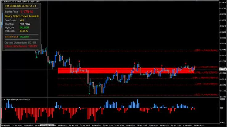 Binary Options Trading Hits For $4,250.00 On The EUR/USD by The Internet Time Machine Project via slideshare