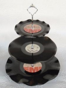Helemaal retro met deze platen :) #retro #bruiloft