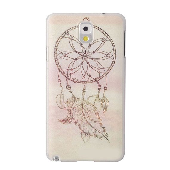 Hey, I found this really awesome Etsy listing at https://www.etsy.com/listing/189484469/samsung-galaxy-note-3-case-dreamcatcher