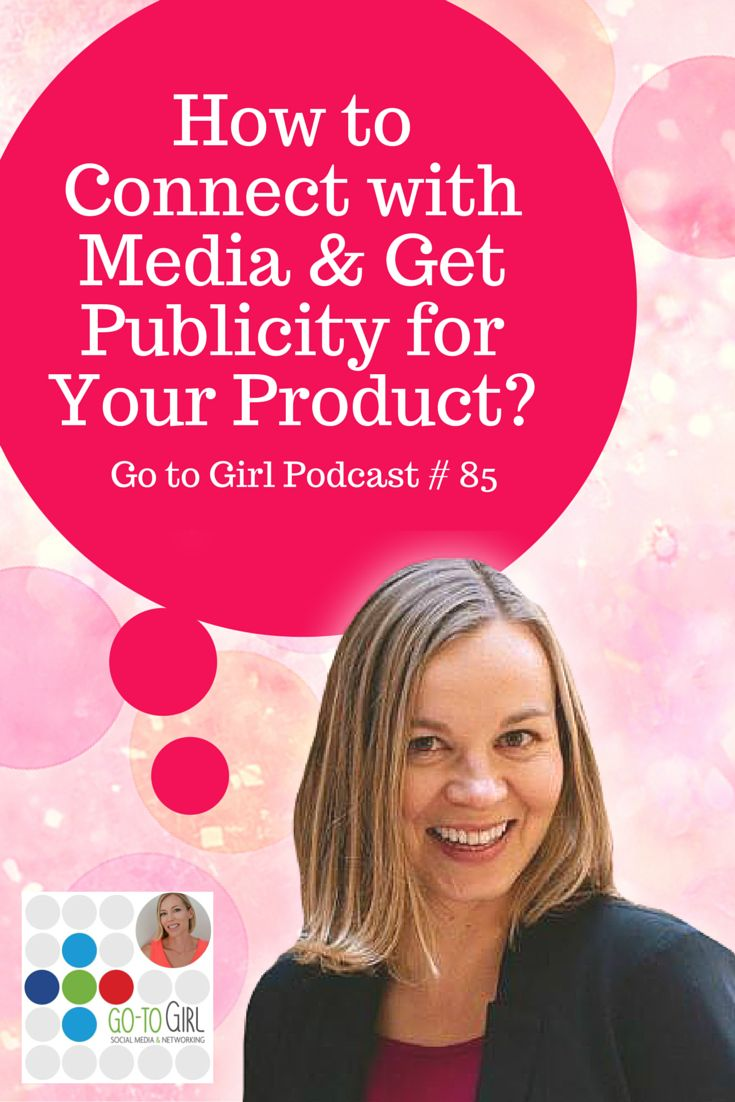 In this podcast & blog,  Andreea Ayers from Launch Grow Joy shares tips on hw to connect with Media and get Publicity for your Product