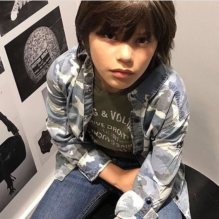 He has the rocker look! Thanks #zadigetvoltairekids ( # @gaya_1980 via @latermedia ) #kidsatelier#kidsofinstagram#fashionkids#kidsfashion#kidsstyle#designerkids#kidsaround#fashionpost#photooftheday#zadigandvoltairekids#zadigandvoltaire