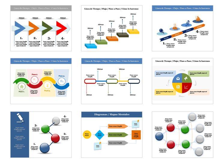 42 best Plantillas Presentaciones Power Point images on Pinterest - plantillas para power points