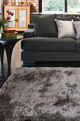 Azure Handtufted Rug, in Multiple Sizes & Colours - Complete Pad ®