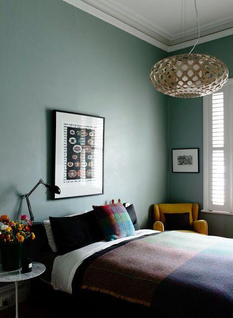 Austin Design Associates - paint colour Resene robin egg blue