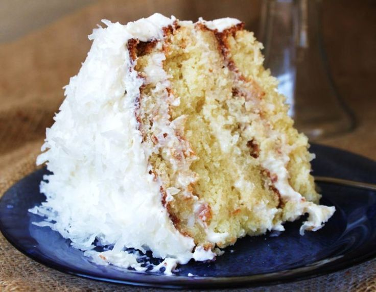 INGREDIENTS:  – 1 box cake mix – white preferably, but yellow is okay  – 1 can (12 oz.) Diet Sprite or Sprite Zero  – 1 cup fat free sour cream  – 1 cup shredded coconut  – 1 cup Splenda (granular)  –