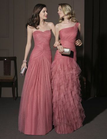 Vestidos largos para boda en zaragoza