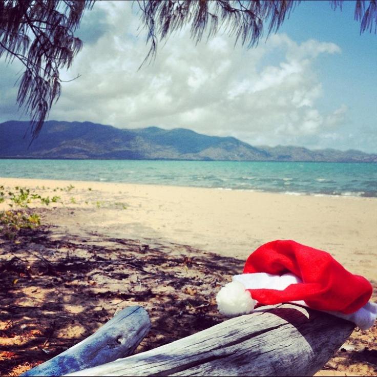 Christmas in North Queensland (Pallarenda Beach, Townsville)