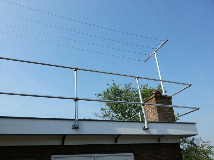 #balustrade #dakterras #balkon