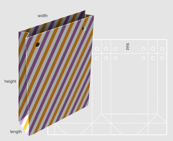 Free Template Maker Boxes Bags Envelopes Etc