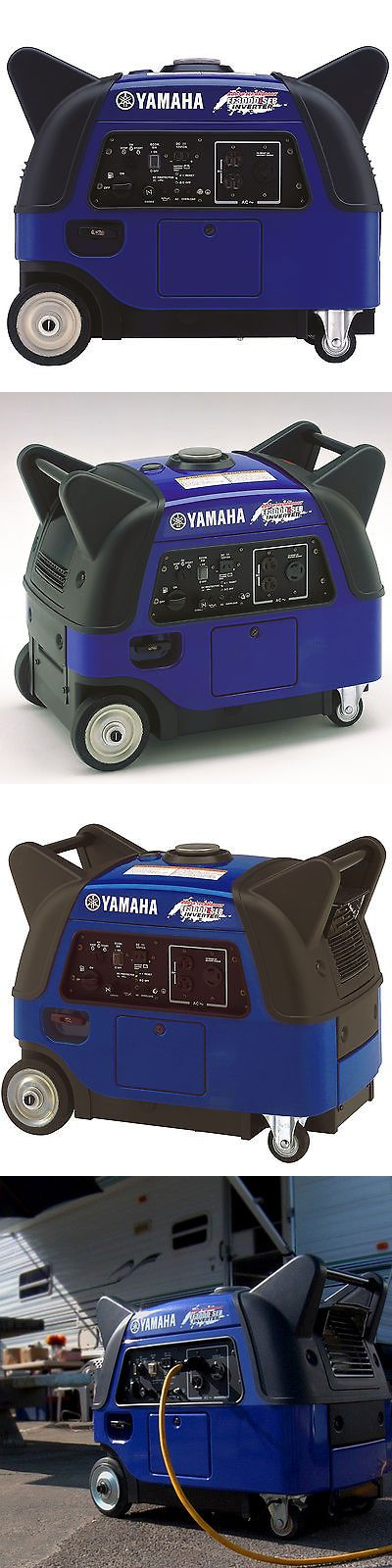 Generators 33082: Yamaha Ef3000iseb 3,000 Watt Gas Powered Portable Inverter Generator W Boost -> BUY IT NOW ONLY: $2222.1 on eBay!