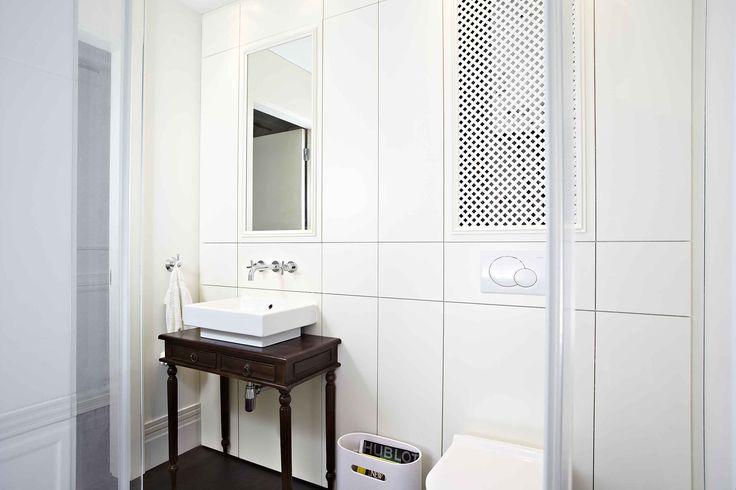 Łazienka na Muranowie