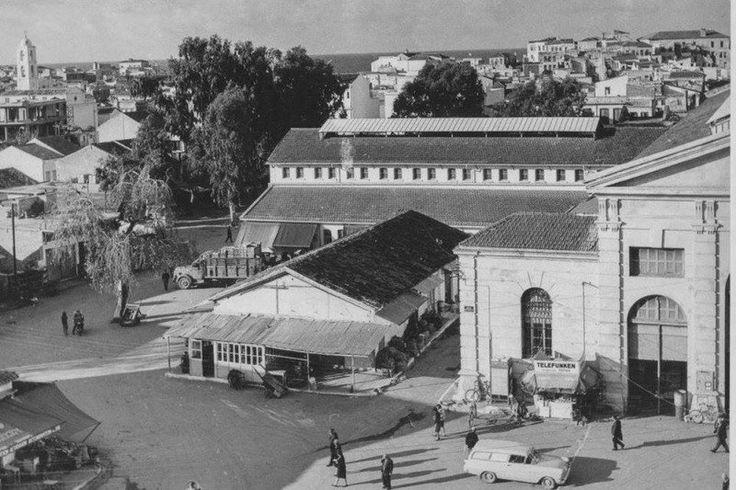 Όταν η λαχαναγορά ήταν στην πλατεία Χορτατσών !