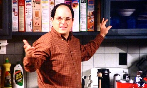 Tell Me About The Rabbits George Quote: 19 Best Images About Seinfeld (The Stand-In) 5 On
