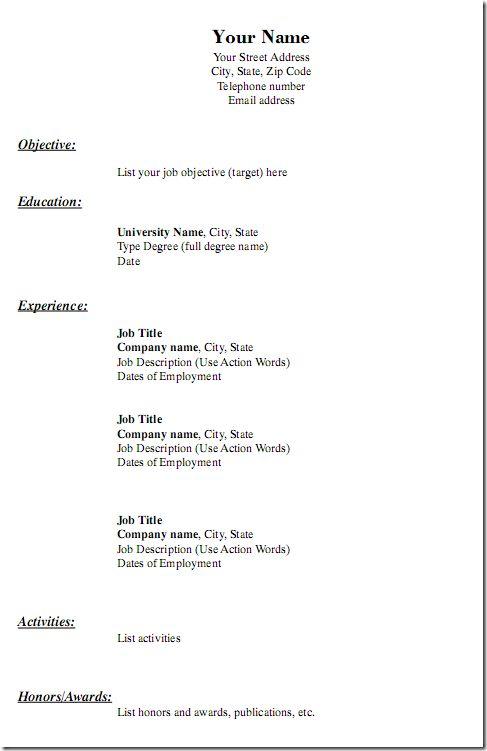 resume on cardstock enwurf csat co