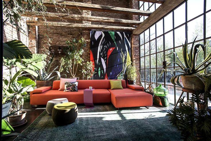 Moroso Salon del mobile Milan 2014