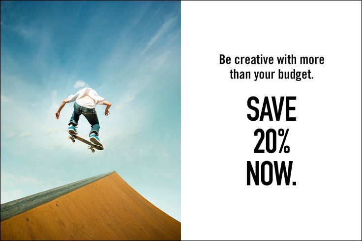 Be creative with more than your budget.  Save 20% now. | 41700236, tomasworks