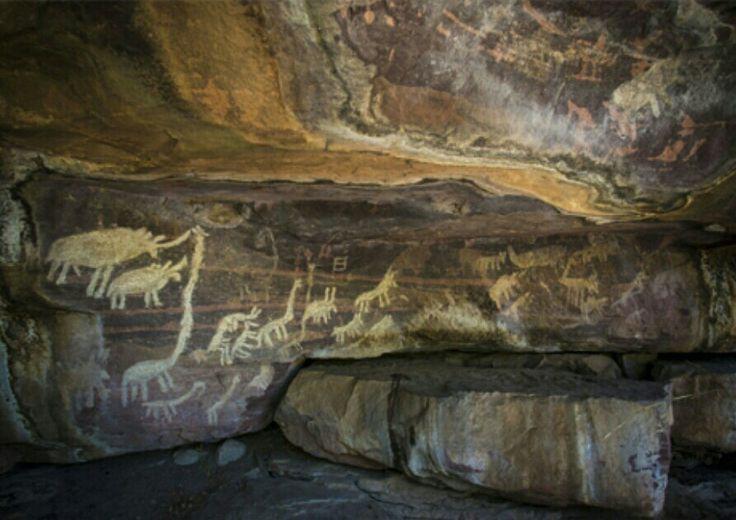 Makgabeng caves    Limpopo