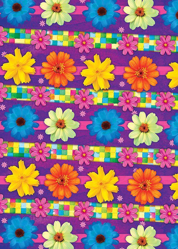 Flores y colores para tus empaques ¡Crea y sorprende!