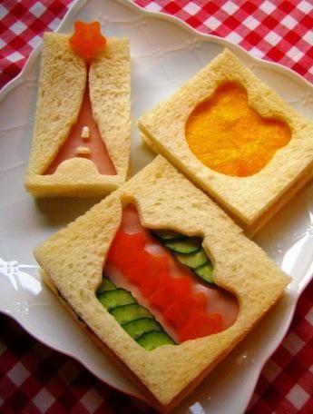 Broodjes+plateau+in+de+vorm+van+een+stadion?+De+leukste+manieren+om+broodjes+te+serveren!+Nummer+3+is+echt+top!