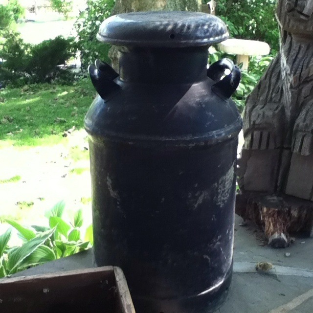old milk cans for sale