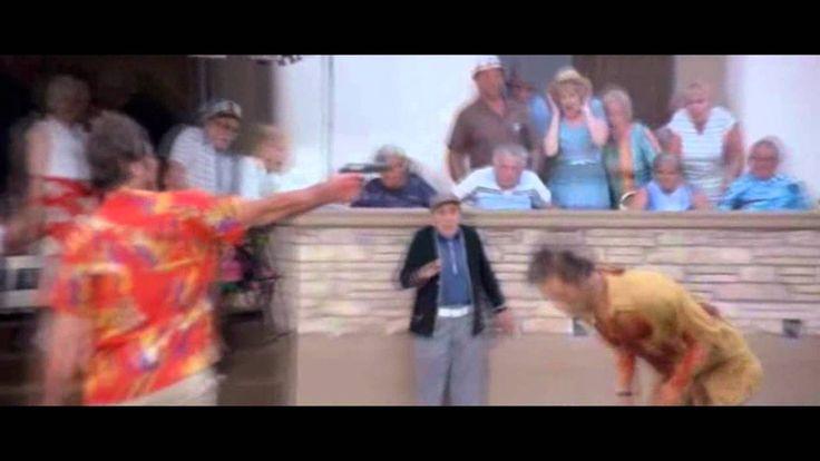 I Run (So far away) - The Flock of Seagulls - Scarface Music Video.wmv