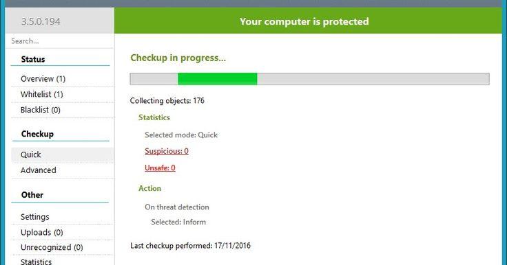 To Crystal Security είναι ένα λογισμικό που βασίζεται σε δύναμη του Cloud και σας βοηθά να εντοπίσετε και να απομακρύνετε κακόβουλα προγράμματα ( malware ) από τον υπολογιστή σας. Η τεχνολογία του παρέχει γρήγορη ανίχνευση ενάντια στο malware και σας επιτρέπει να ελέγχετε τον υπολογιστή σας σε πραγματικό χρόνο. Το Crystal Security συγκεντρώνει δεδομένα από τα εκατομμύρια χρήστες σε όλο τον κόσμο και τα αξιολογεί σε βάσεις δεδομένων ώστε να σας βοηθήσει να ανιχνεύσετε και να μπλοκάρετε ακόμη…