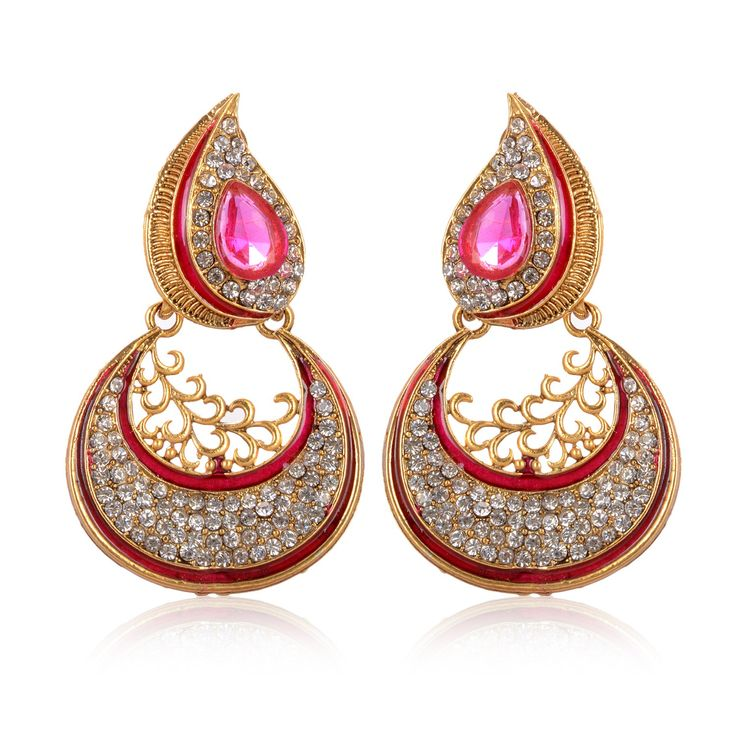 Pretty Party Wear Designer Earrings ER-1178