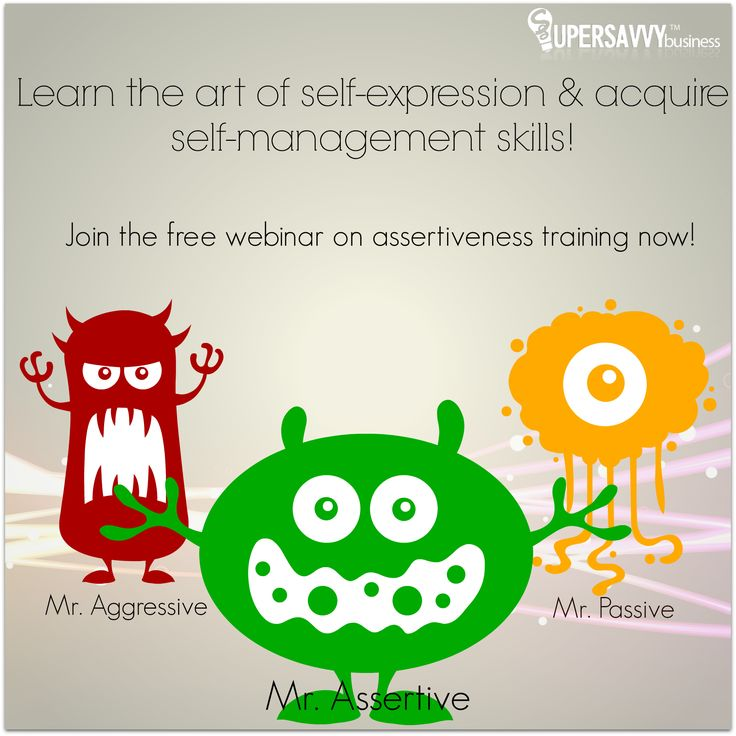 Want to learn how to say NO to others without damaging the relationship you have with them? CLICK the image now to get access to #FreeWebinar on #AssertivenessTraining - pin now to share this with your friends