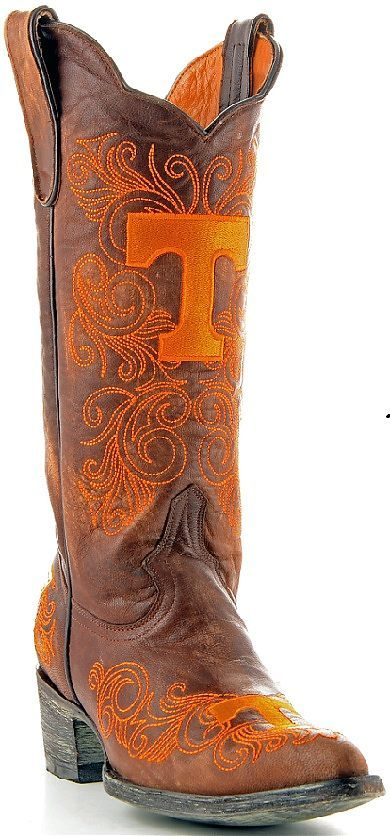 Tennessee Vols Gameday Boots!!!