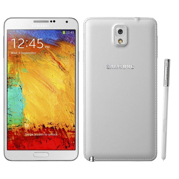 Samsung N9005 Note 3 32GB White EU
