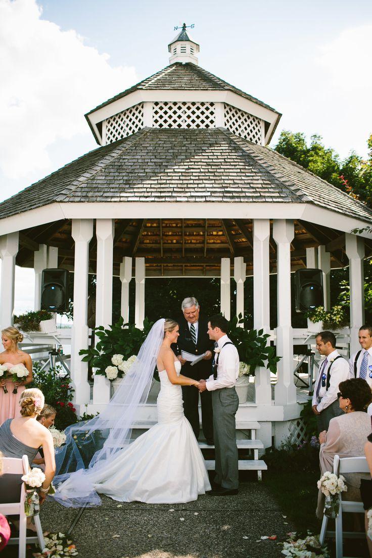 Darling Summer New Hampshire Wedding At The Wolfeboro Inn