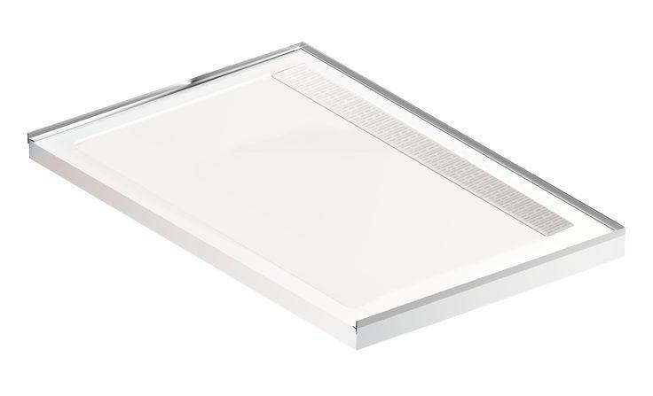 1000 id es propos de carrelage de douche sur pinterest for Fibre de verre salle de bain