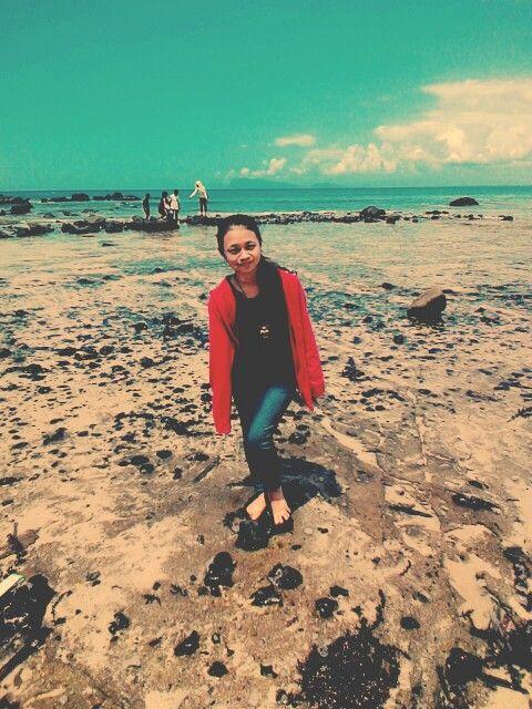 Pantai Pancur Alas Purwo