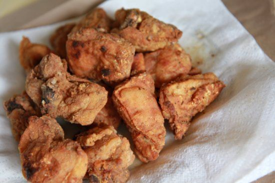 Chicharrones de Pollo (Puerto Rican Fried Chicken)