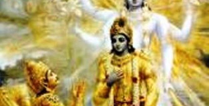 Bhagwat Gita: Nobody can live without doing work, our system does work by default