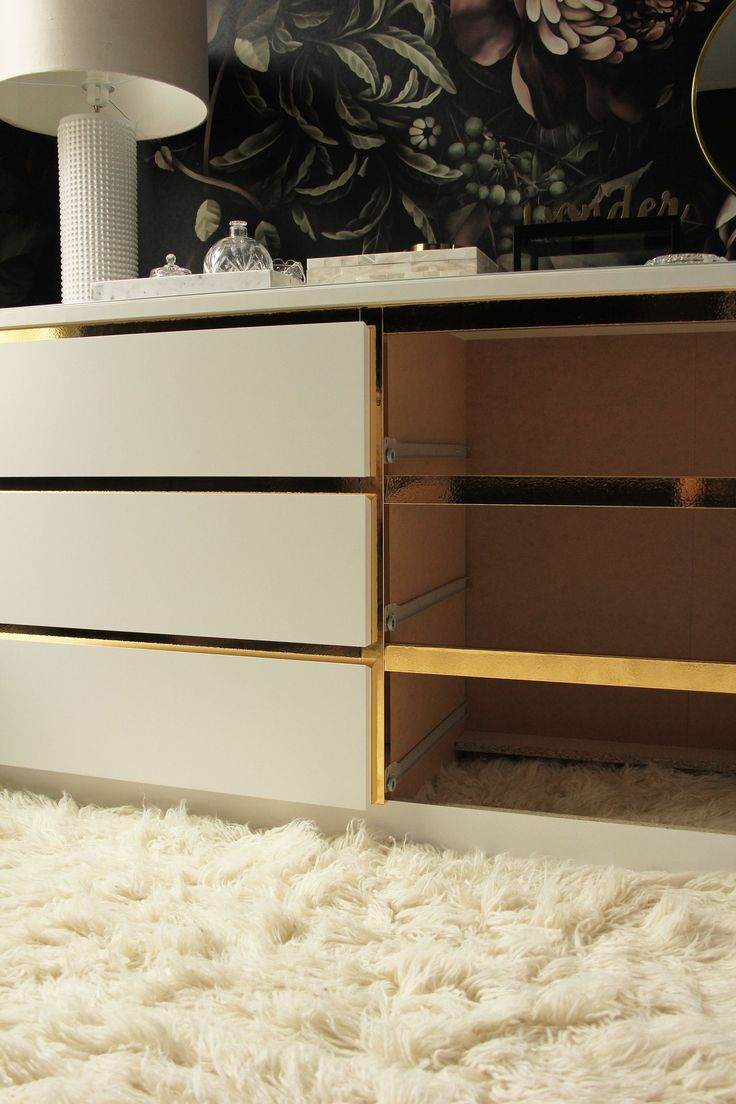 1000 ideas about gold contact paper on pinterest contact paper ikea hacks and malm. Black Bedroom Furniture Sets. Home Design Ideas