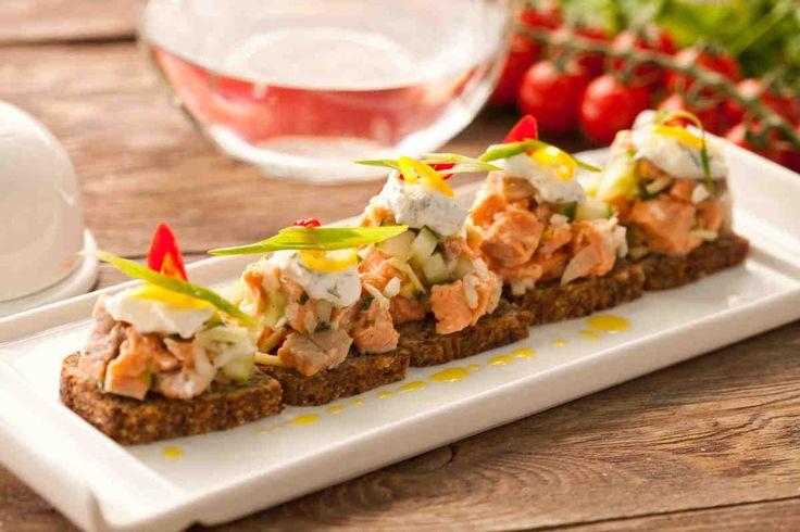 Ceviche z pstrąga łososiowego #smacznastrona #przepisytesco #ceviche #pstrągłososiowy #karnawał