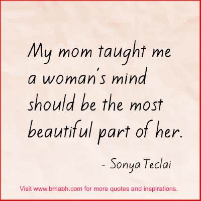 mother daughter quotes wisdom words from mum to daughter from www.bmabh.com quotes. Follow us for more awesome quotes: https://www.pinterest.com/bmabh/, https://www.facebook.com/bmabh