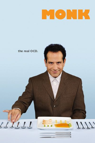TONY SHALHOUB - OCD has never been the same since Tony inhabited the role of Adrian Monk.